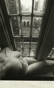 Untitled (Nude at 900 N. Michigan Gallery)